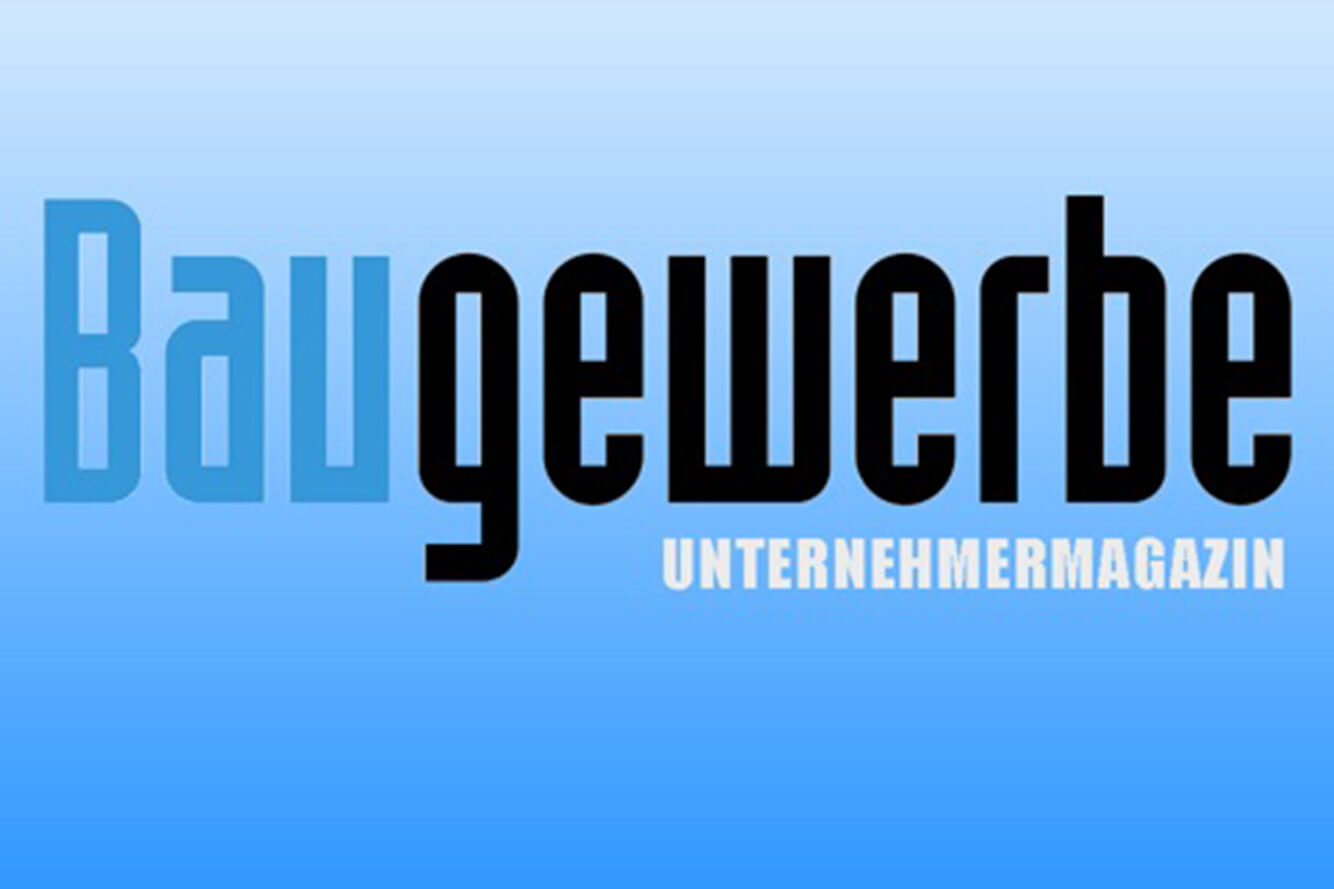 Logo Baugewerbe
