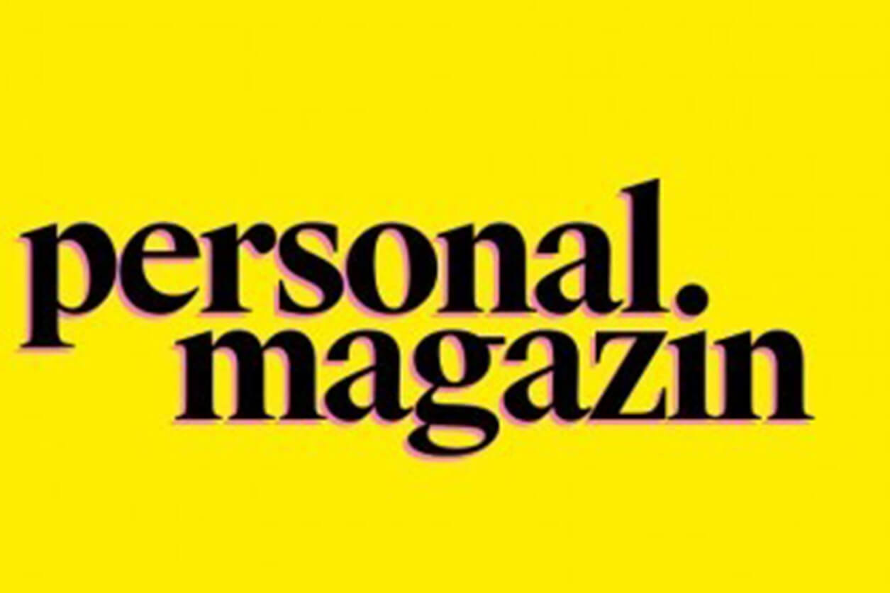 Logo personalmagazin