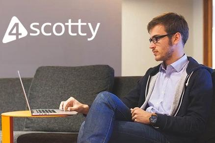 4 scotty Logo