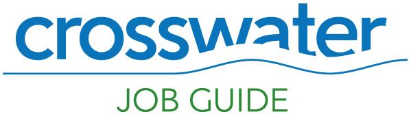 Logo Crosswater Job Guide