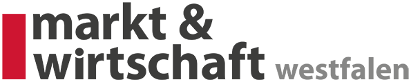 Logo markt & wirtschaft westfalen