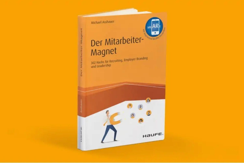 Buch Der Mitarbeiter-Magnet